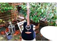Ovation AE28M Electro Acoustic Guitar Good Condition