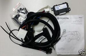 7 pin wiring harness toyota genuine parts toyota prado 150 series towbar wiring harness 7 pin small ...