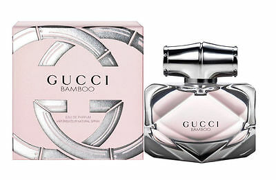 Gucci Bamboo By Gucci 2.5 Oz Eau De Parfum Spray NIB Sealed Perfume For Women