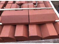 🚜Over-Hanging Red Angle Window Sill Bricks