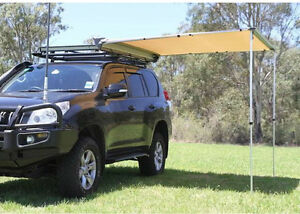 2.5m x2.5m Tan Caravan Awning Combo with Mosquito Net Campbellfield Hume Area Preview