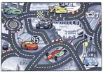 Kids Corner World of Cars Grey 95x133cm Vloerkleed en Spe.