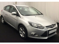 2014 FORD FOCUS 1.6 TDCI ZETEC NAVIGATOR GOOD / BAD CREDIT CAR FINANCE FROM 34 P/WK