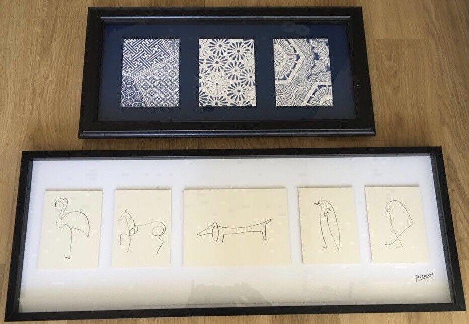 Large Ikea Picture Frames | in London | Gumtree