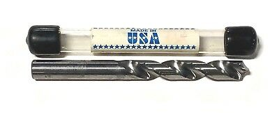 "#62 .0385/"" Solid Carbide Jobbers Length Drill"