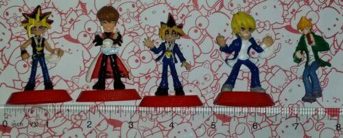 Yu-Gi-Oh Jump Festa Figure Coca-Cola Collaboration Complete Set + extra Joey fig
