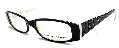 Marchon Princess2 Rx Eyeglasses Frames Ladies Plastic 43-15-125 Black Ivory](Princess Frames)