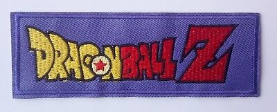 Dragon Ball Z Logo - Patch Aufnäher - - Dragonball Kostüme