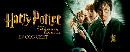2 tix Harry Potter & Chamber of Secrets Concert Sydney Thu 5 Oct