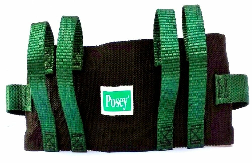 Posey Transfer Belt, 30 To 66 Inch, Quick-release Buckle, Posey 6537qdx - Each