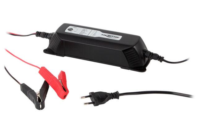 Lead Battery Charger 6V - 12V - 24V 1- 2- 4 Ah for Car Motorcycle Car