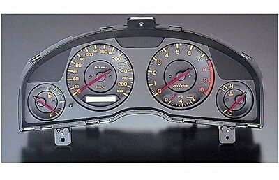 JDM OEM NISMO COMBINATION METER CLUSTER SKYLINE ER34 RB25DET MT JAPAN F/S JAPAN