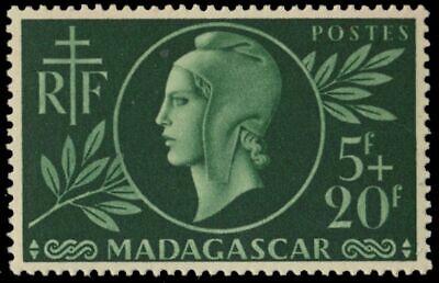 """MADAGASCAR B15 - Red Cross Fund """"Marianne"""" (pb37136)"""