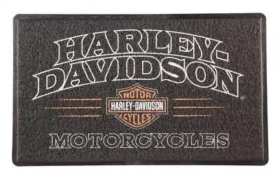 Genuine Harley Davidson  Bar /& Shield Patio Umbrella Black-Orange Sun Shade