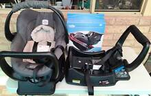 Britax Safe n Sound Baby Carrier Set Salter Point South Perth Area Preview