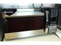 Microwave oven Russel Hobbs