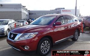 2016 Nissan Pathfinder SL |Leather|4x4| Not a Rental|