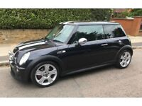 2006 MINI COOPER S AUTOMATIC JOHN COOPER WORKS MODIFICATIONS LOW MILEAGE SERVICE HISTORY AUTO JCW