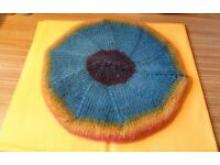 Ladies hats - berets - 100% wool with cashmere