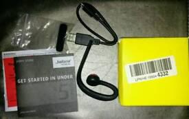 Jabra Storm Bluetooth headset HD voice Nfc wind noise Reduction