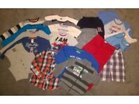 Bundle of clothes for boys (5-6 years) – 20 pieces