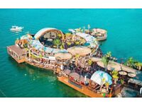 Hideout Festival - 3x Skream Boat Party Tickets (can sell separate)