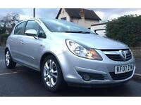 CORSA 1.2 SXI 2007 **BARGAIN** READ FULL ADD!!!