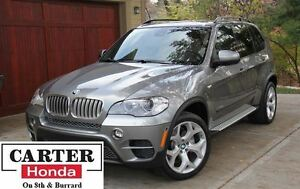 2011 BMW X5 xDrive35d + NAVI + DIESEL + ACCIDENTS FREE!