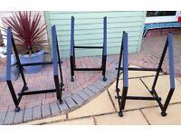 Rack Mount Studio Stand (with Wheels) HALF PRICE