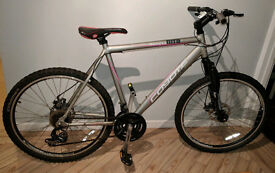 Coyote Mountain Bike in good condition. It's a brilliant and a great working bike.