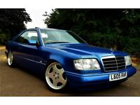 MERCEDES BENZ W124 COUPE 2.2 PETROL