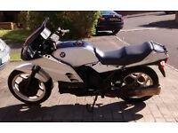 BMW K100 RS bobber ,cafe racer ,garage find,project