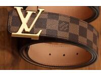 Lv brand new belt available now with box n packing