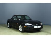 2002 52 Mazda MX5 Black Trilogy Limited Edition
