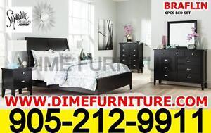 BRAFLIN ashley bedroom set