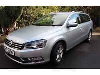 Very well looked after luxury estate in superb condition. Full VW service history with Isaac Agnew.
