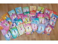 44 Rainbow magic books in used condition