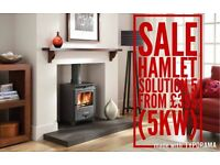 Stoves & Installation - Spring Sale - from £395