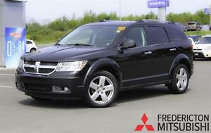 2010 Dodge Journey R/T! REDUCED! AWD! HEATED LEATHER! BACKUP CAM