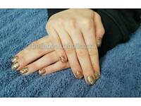 Hd browns, gel nails and spray tanning
