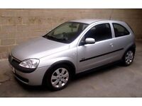 VAUXHALL CORSA 1.2SXI FULL MOT CHEAP TO INSURE AND TAX IDEAL FIRST CAR ALLOY WHEELS 2 OWNERS
