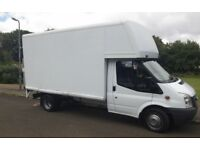 Clearspace - Man and Van, Removals Service. Large Ford luton. Available 24/7.