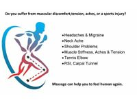 Sports Massage * City Centre*