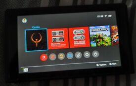 FOR SALE: Nintendo Switch (HAC-001) **NO JOYCONS** £180