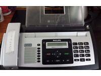 Philips fax machine