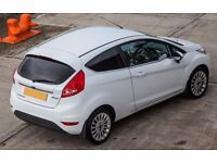 2011 FORD FIESTA 1.4 TITANIUM ONE OWNER FROM NEW FULL YEAR MOT VERY GOOD CONDITION