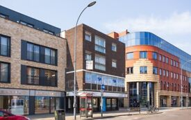Self contained office to rent on King Street, Hammersmith W6
