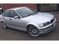 2003 bmw 320d e46 low mileage excellent car