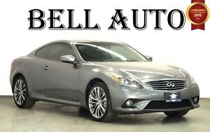 2012 Infiniti G37X PREMIUM PKG AWD LEATHER BACK UP CAMERA