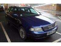 1999 Audi A4 Avant 1.9 Litre Diesel Estate Very Good Condition